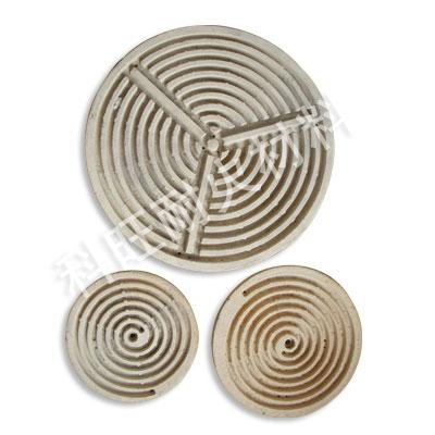 高铝质长、方、圆电路盘
