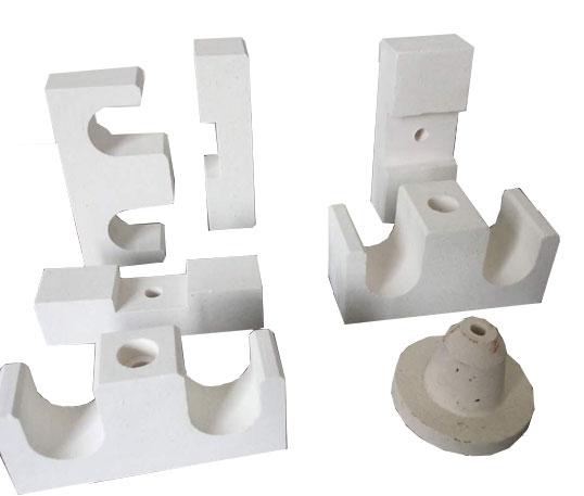 专用于玻璃退货炉莫来石产品